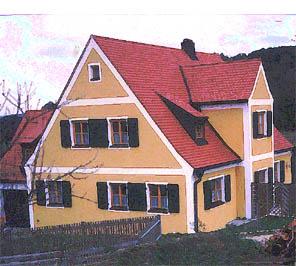 architekturb ro freisleben einfamilienhaus in kallm nz bei. Black Bedroom Furniture Sets. Home Design Ideas