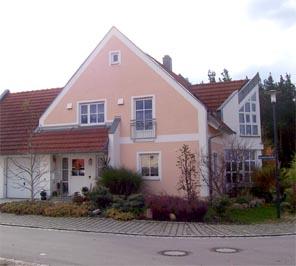 architekturb ro freisleben einfamilienhaus in steinberg. Black Bedroom Furniture Sets. Home Design Ideas