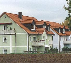 architekturb ro freisleben reihenhaus in pettendorf bei. Black Bedroom Furniture Sets. Home Design Ideas